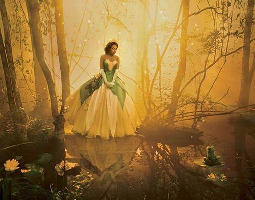 Retratos de Disney 07