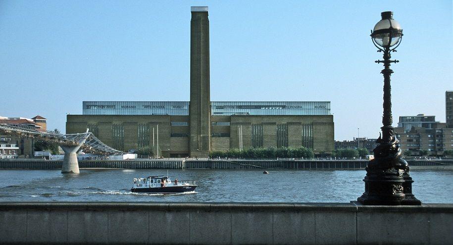 Los museos Tate, punteros en arte moderno