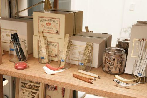 McNally Jackson's Store y su concepto de decoración-estudio