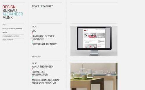 Portfolio Alexander Munk Designer Bureau