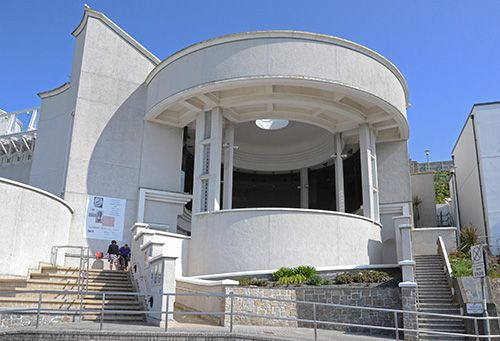 Tate St Ives exterior