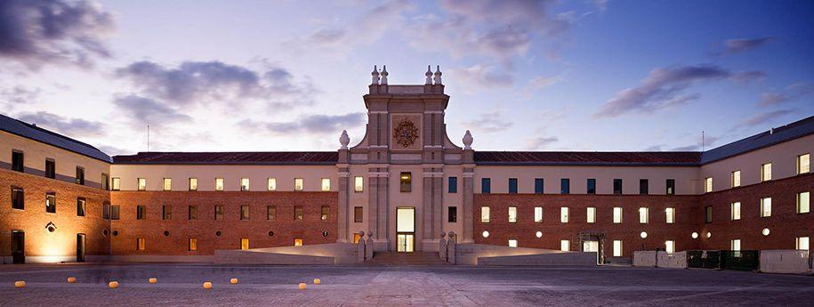 El centro Conde Duque, historia viva de Madrid