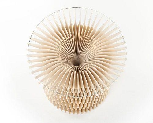 Productos de Decode London Mesa origami
