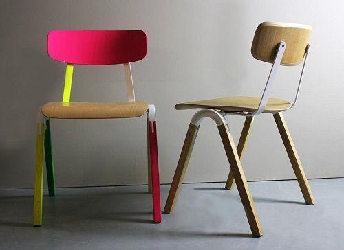 Productos de Decode London Sillas de madera