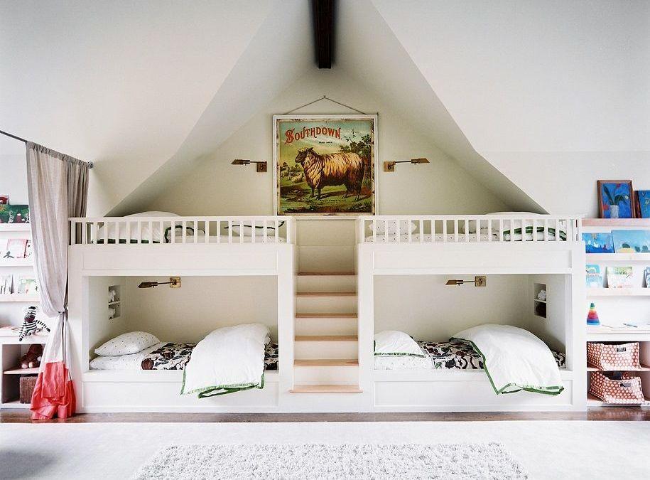 Dormitorios infantiles ¿Cómo decorar el cuarto de los peques?