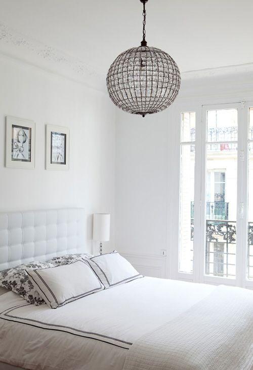 Kerrie Hess apartment bedroom