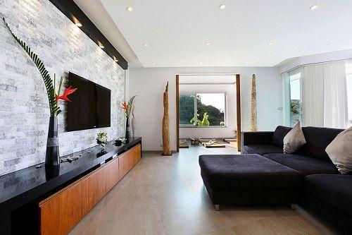 Sala de estar de Villa Beyond