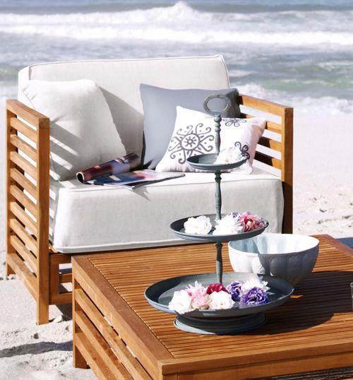 mobiliario exterior marinero