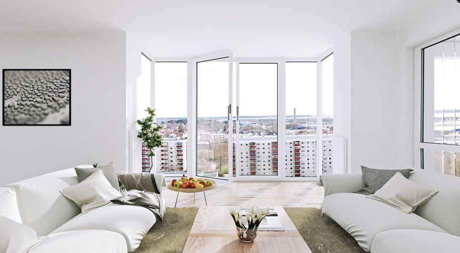 Selección de apartamentos parisinos con aire escandinavo