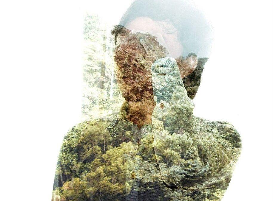 La fotografía de doble exposición de Jack Yong