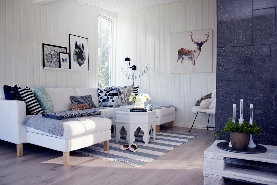 Noretnic, mezcla de los estilos decorativos nórdico y étnico