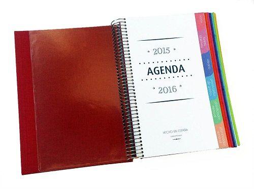 Agendas Abiebrown, la mejor manera de organizar tu tiempo
