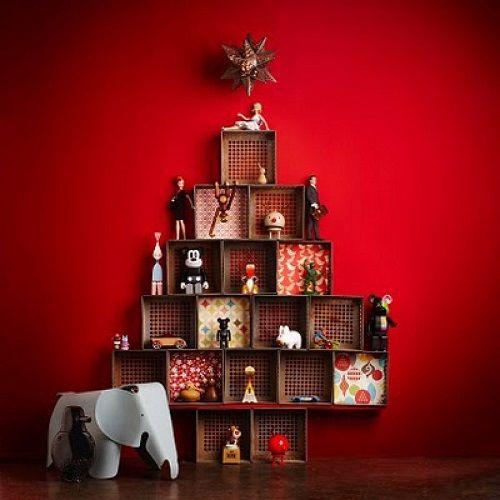 arbol navidad con cajas-facilisimo-