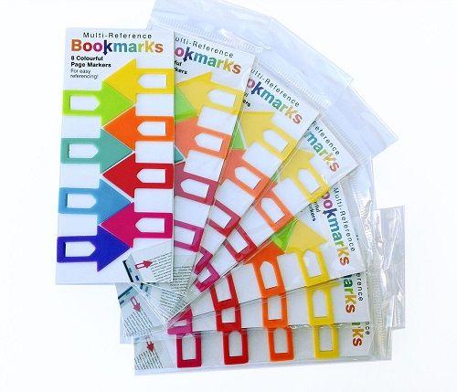 bookmarks flechas