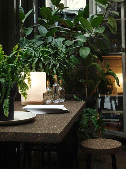 ikea coleccion sinnerlig ilse studio ilse crawford muebles corcho bambu materiales naturales decoracion