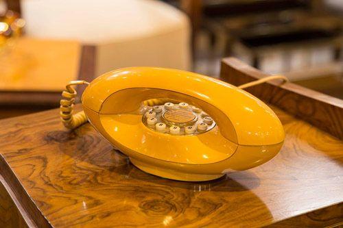 telefono vintage almoneda feria de antiguedades ifema