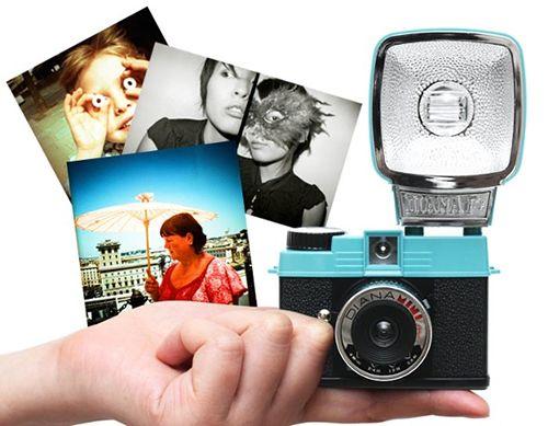 camara lomografica fotografia lomografia