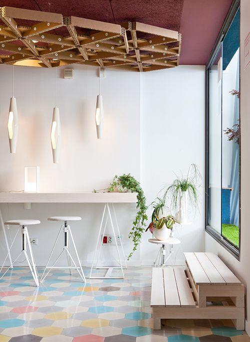 """Espacio """"Home Office"""", de Pedro Feduchi"""