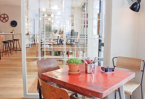 interior bon vivant & co chueca madrid restaurante bar