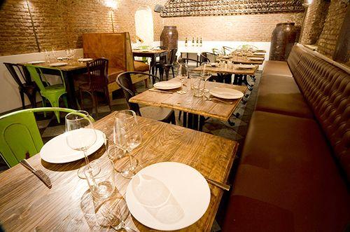 la cava restaurante el apartamento madrid