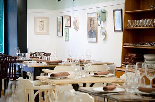 salon el apartamento restaurante madrid