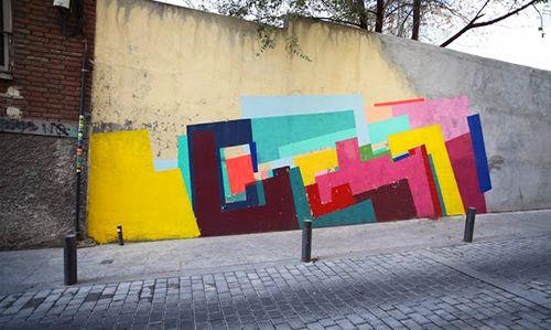 nuria mora santiago el verde arte urbano callejero