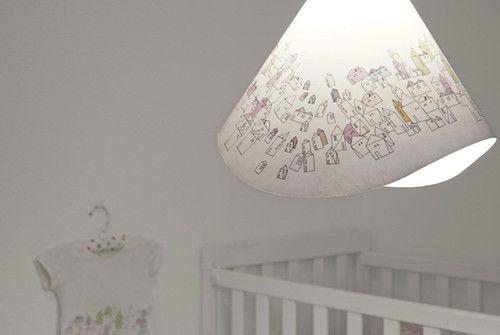 the nude design lampara de techo personalizada (2)