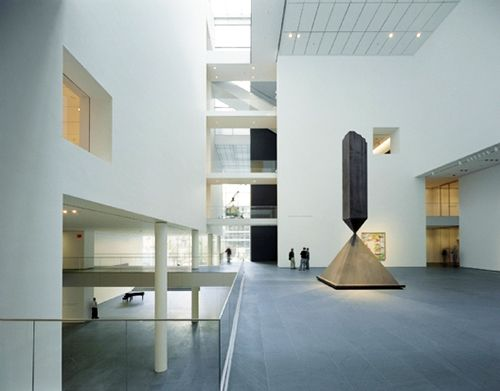 atrio moma museo arte moderno nueva york