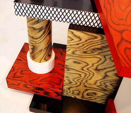 mueble vetas diseño