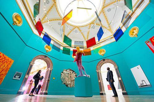 Un recorrido por el arte británico en la Royal Academy of Arts