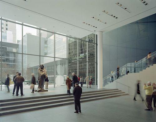 interior moma nuseo arte moderno nueva york