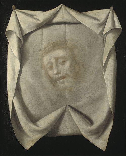 la veronica cuadro francisco de zurbaran arte museo nacional de estocolmo suecia