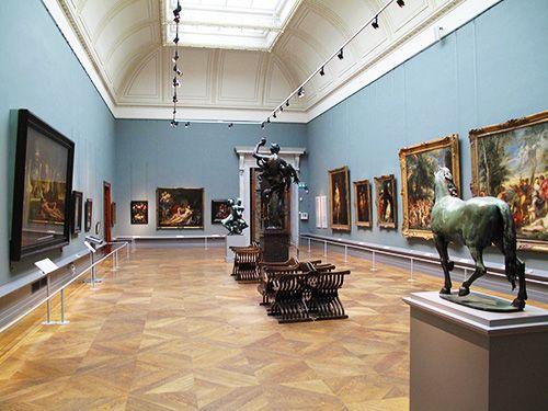 El Museo Nacional de Estocolmo, reducto del arte europeo