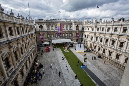royal academy of arts exhibicion muestra arte ai weiwei londres