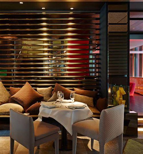 sala de hall sofas restaurante the hall madrid