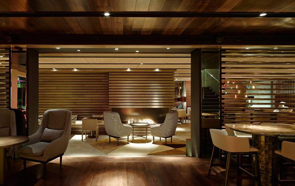 The Hall, un restaurante elegante, flexible y versátil en Madrid