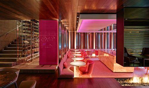 suite rose the hall restaurante madrid