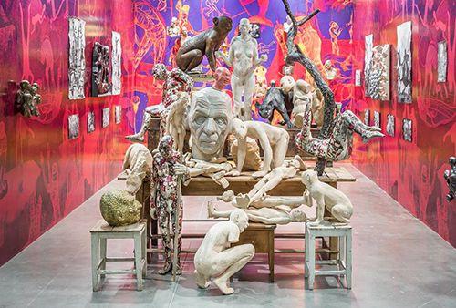 Richard Stipl Josef Zlamal Summa Contemporary Madrid Galeria Enrique Guerrero
