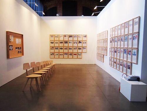 galeria rosa santo summa contemporary feria arte madrid