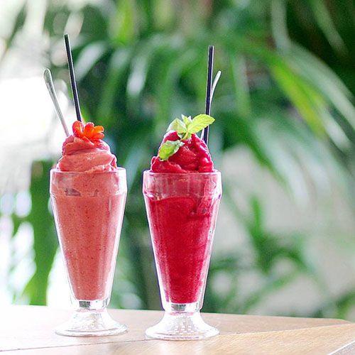 smoothie flak kale barcelona restaurante flexitariano