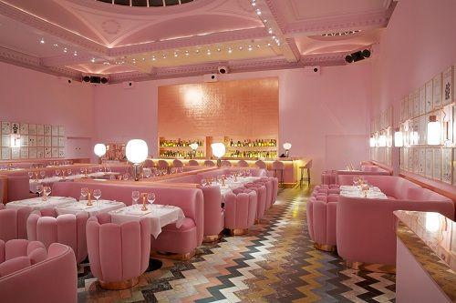 Restaurante Sketch en Londres