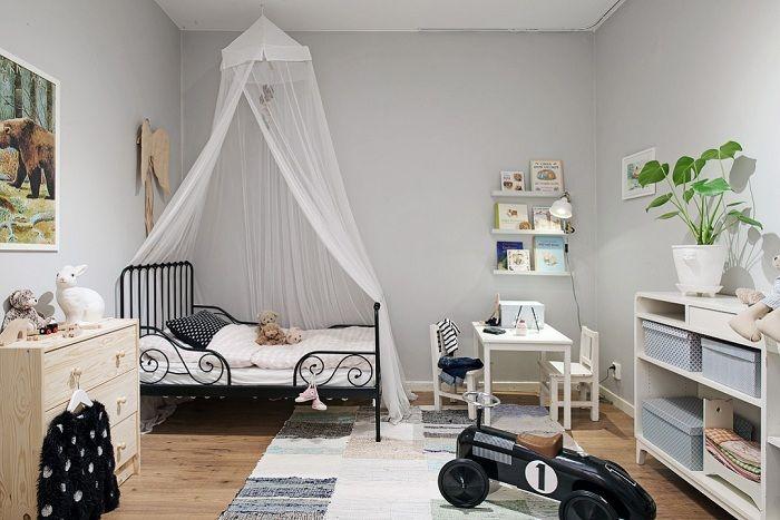 Decoración de habitaciones para los más pequeños