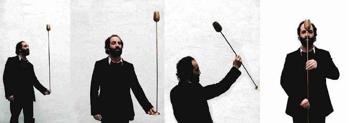 Jacobo Gavira, artista y diseñador gráfico