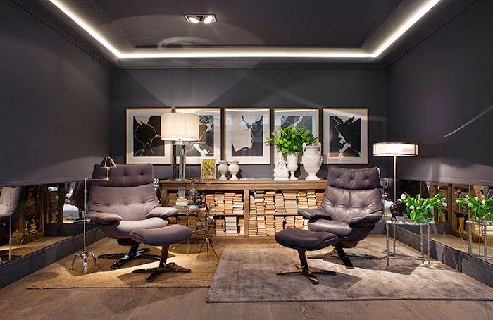 Natuzzi nos ofrece una gran variedad de muebles de diseño para el hogar