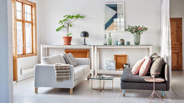 Customiza tus muebles de IKEA con todo tipo de telas y estampados con Bemz