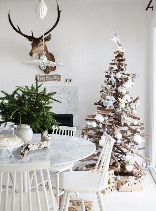 Ideas de árboles de Navidad originales