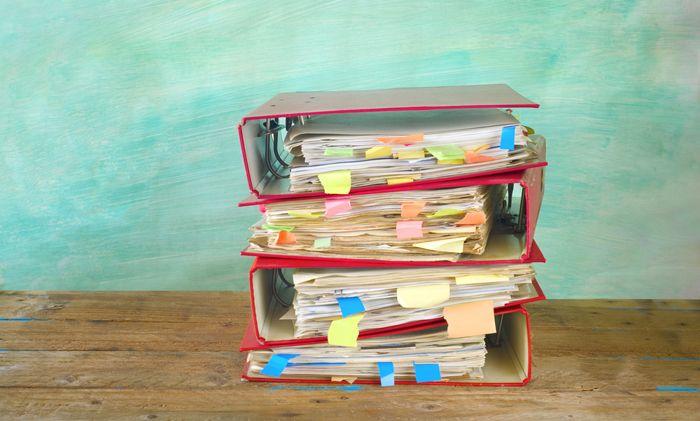 organizacion documentos