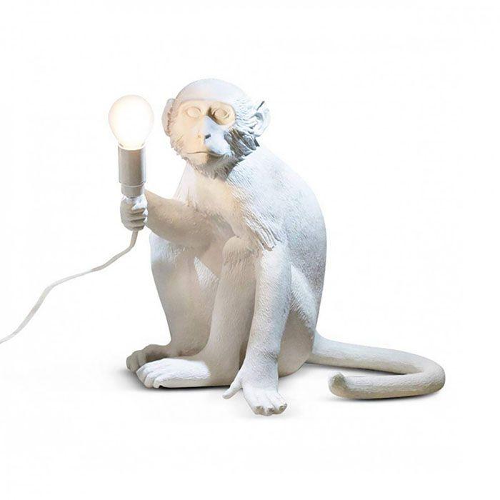 monkey lampara