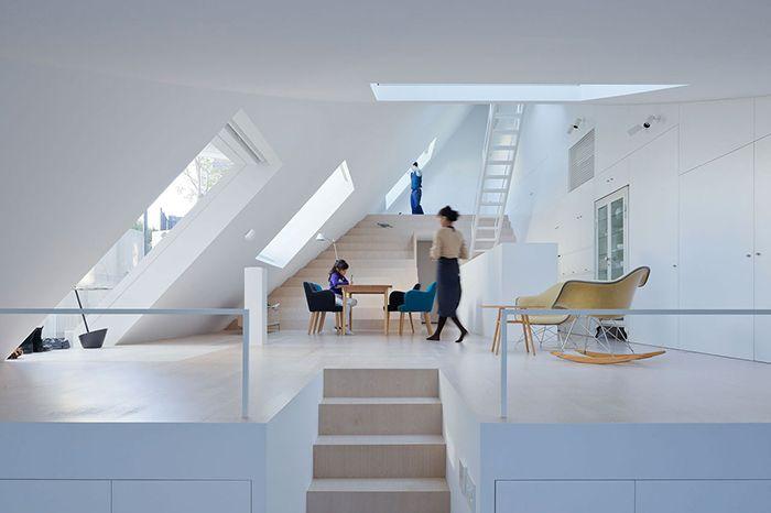 Sou Fujimoto Architects . house k . nishinomiya