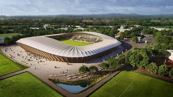 estadios sostenibles